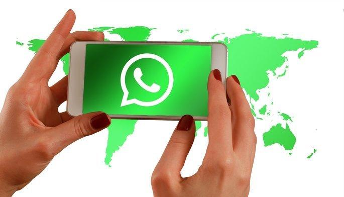 Aplicação WhatsApp