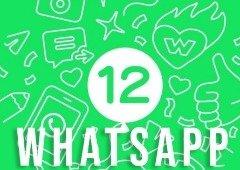 WhatsApp celebra 12 anos e partilha métricas importantes
