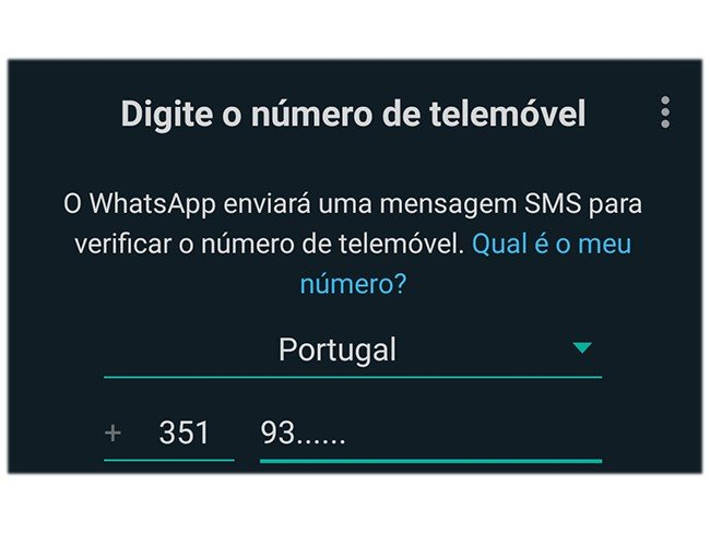 WhatsApp dica