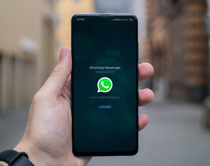 WhatsApp multi equipamento novidade