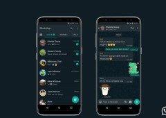 WhatsApp para Android e iOS recebe o tão aguardado Dark Mode
