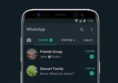 WhatsApp vai ter Dark Mode na versão desktop!
