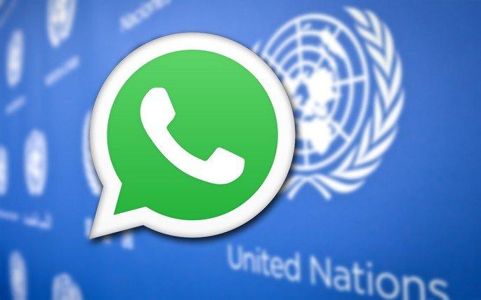 WhatsApp Nações Unidas