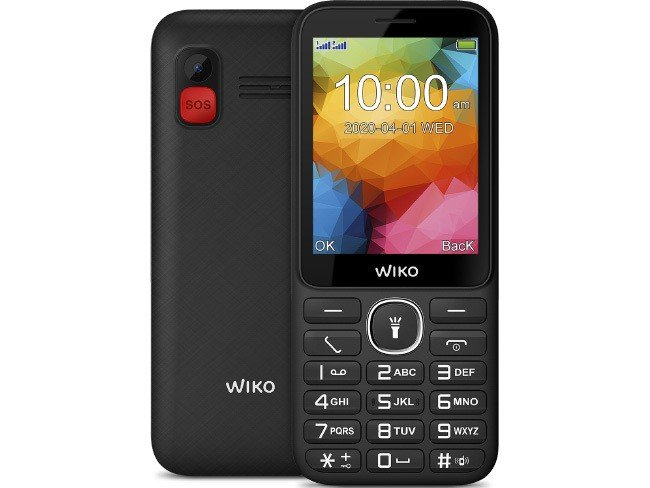 Telemóvel Wiko F200