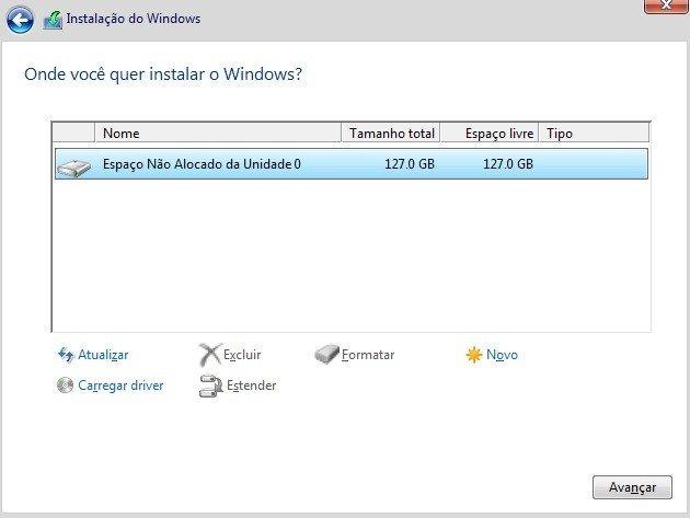 como instalar windows
