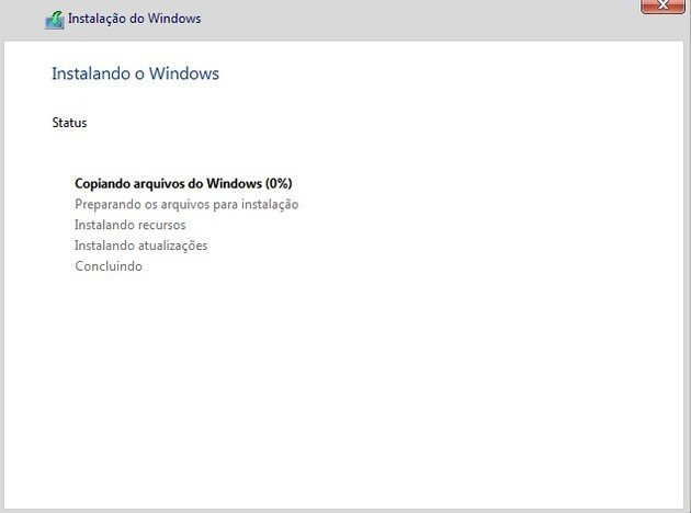 formatar windows 10