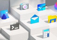 Windows 10 começa a receber novos ícones. Vê o seu aspeto