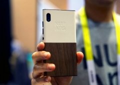 NuAns Neo: O smartphone Windows 10 mais bonito e personalizável