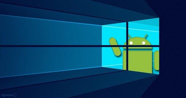 Windows 10 Android notificações