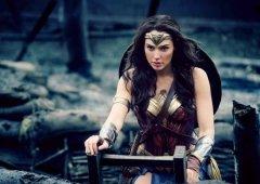 Wonder Woman: muita química sem qualquer nexo