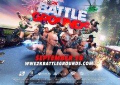 WWE 2K Battlegrounds tem data de lançamento revelada! Horas de diversão garantidas!