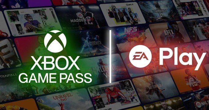 Xbox Game Pass e EA Play