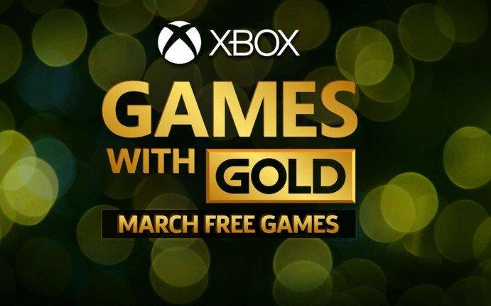 Xbox Games with Gold: conhece os jogos grátis disponíveis em março