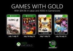 Xbox Games with Gold: jogos grátis para o mês de julho trazem surpresa que vais gostar!