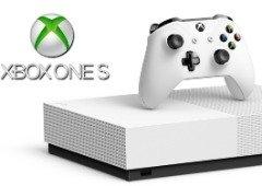 Xbox One S All-Digital já é oficial! Mas será que compensa?