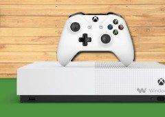 Xbox One S 'All-Digital' será a mais barata de sempre e já tem data de lançamento!