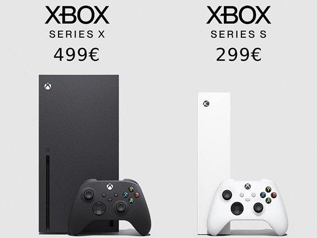 Preço das Xbox Series X e Xbox Series S