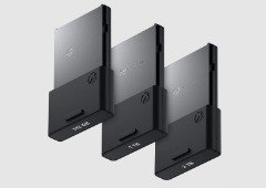 Xbox Series X|S com armazenamento até 2 TB