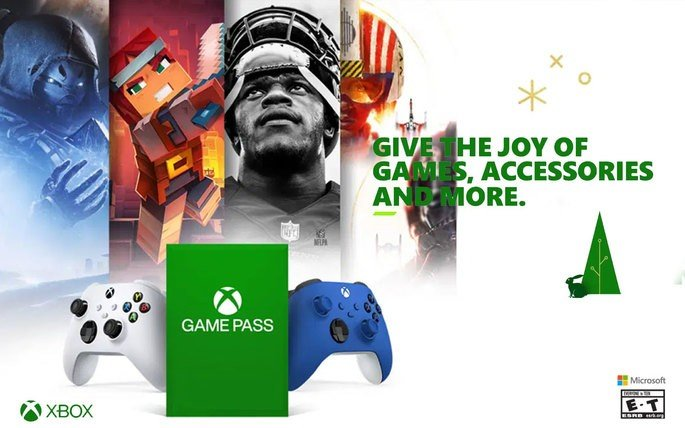 Xbox Black Friday promoções