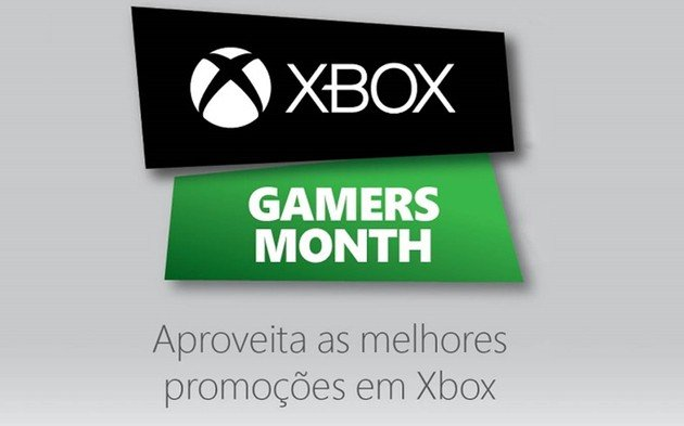 Xbox Portugal Gamers Month