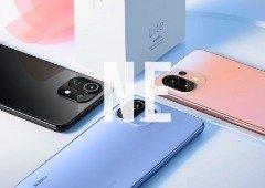 Xiaomi 11 Lite 5G NE confirmado oficialmente, mas o que muda no smartphone?