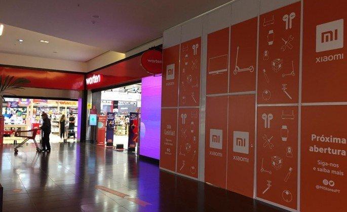 Próxima Mi Store será no LeiriaShopping. Crédito: Jornal de Leiria