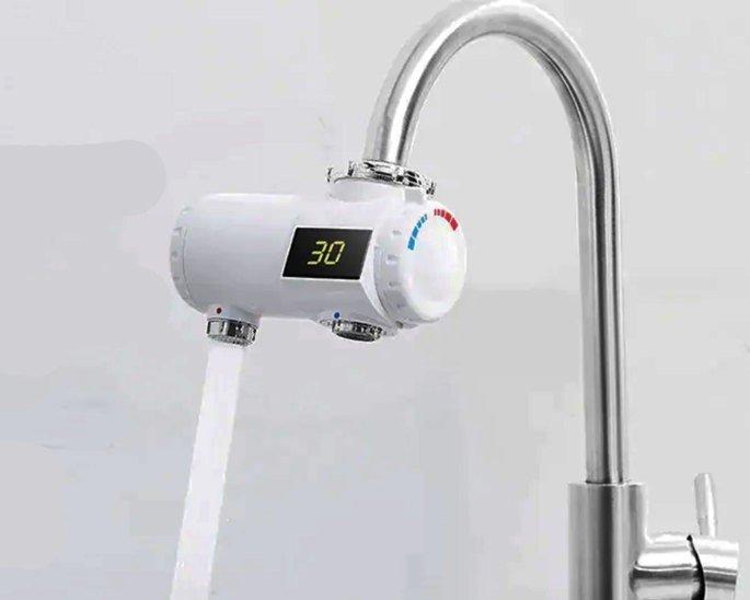 Xiaomi água quente