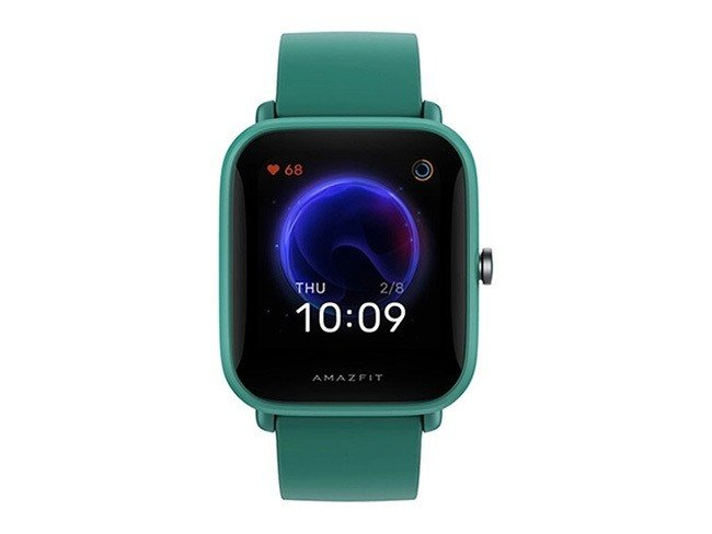Amazfit Beep Smartwatch And Pro Green