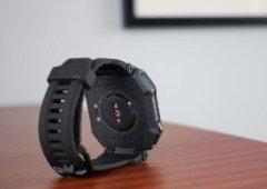 Xiaomi Amazfit Ares. Vê as primeiras imagens em uso real do smartwatch