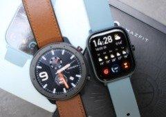 Xiaomi Amazfit GTR e Amazfit GTS: atualização dá nova vida ao GPS