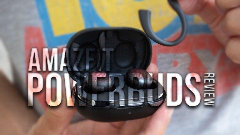 Amazfit PowerBuds Review: auriculares Bluetooth que 'ouvem' o teu coração