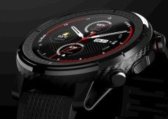 Xiaomi Amazfit Sports Watch 3 é oficial: o sucessor do Amazfit Stratos