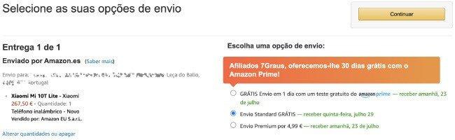 Xiaomi Amazon Portugal