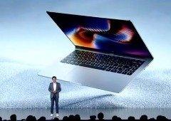 Xiaomi anuncia o novo portátil Mi Laptop Pro 15 com ecrã OLED