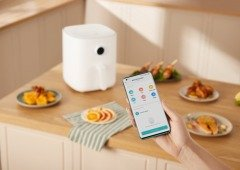 Xiaomi lança fritadeira sem óleo inteligente na Europa que vais querer