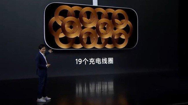 Xiaomi base carga