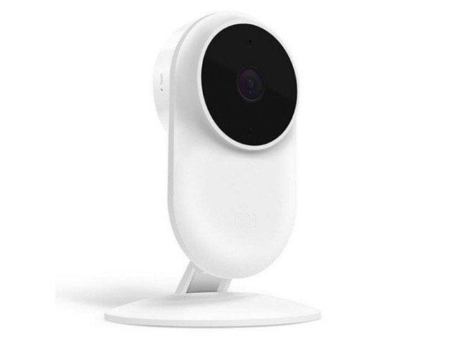 Câmara de vigilância Xiaomi em branco
