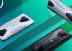 Xiaomi Black Shark 3 à venda na Europa. Preço fantástico e especificações de sonho