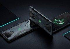 Xiaomi Black Shark 3S não seguirá as pisadas do Black Shark 3