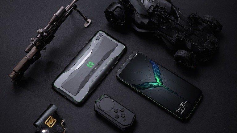 Xiaomi Black Shark 5G já está em fase de testes e chegará em 2020
