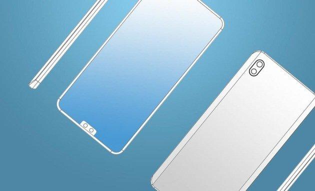 Xiaomi nova patente misterioso smartphone