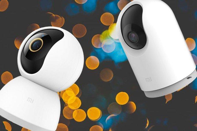 Xiaomi câmaras de segurança