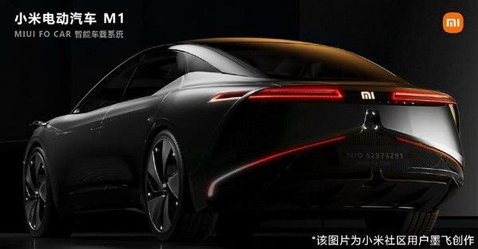 Xiaomi Car