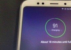 Xiaomi testa carregamento incrivelmente rápido a 100W!