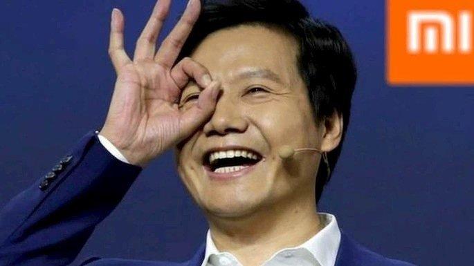 Lei Jun CEO Xiaomi
