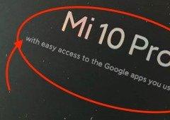 """Xiaomi e Google """"atacam"""" a Huawei na caixa do Xiaomi Mi 10 Pro! (ninguém esperava isto)"""