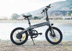 Xiaomi HIMO C20 é a nova bicicleta elétrica com um preço fantástico