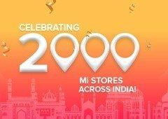 Xiaomi quer abrir 8 mil lojas até ao final do ano! Em apenas um país!