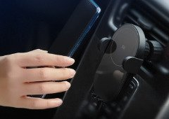 Xiaomi lança carregador sem fios barato que vais querer no teu carro