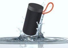Xiaomi lança coluna Bluetooth com USB-C e resistência a água e poeiras!